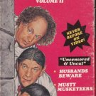 The Three Stooges Collection Vol 2, (VHS Movie)
