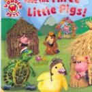 Save the Three Little Pigs by Melinda Richards (Ready to Read)
