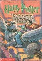 Harry Potter and the Prisoner of Azkaban by J K Rowling (Paperback.)