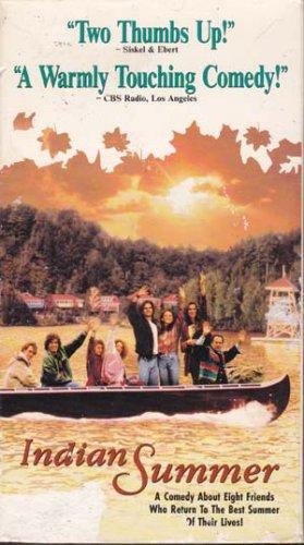 Indian Summer (VHS Movie) Alan Arkin