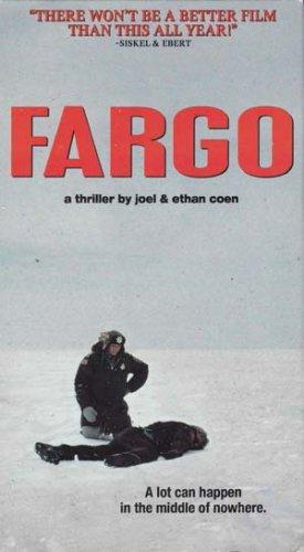 Fargo (Vhs Movie) Frances McDormand, William h macy