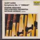 Saint Saens Symphony No 3 Organ , Eugene Ormandy & Philadelphia Orchestra