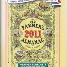 The Old farmers Almanac, 2011 hardback