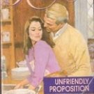 The Unfriendly Proposition by  Jessica Steele, 1991