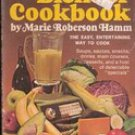 The Gold Medal Blender Cookbook by Marie Roberson Hamm