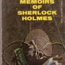 The Memoirs of Sherlock Holmes by Sir Arthur Conan Doyle, 1963