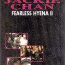 Jackie Chan Fearless Hyena II, (Rare DVD Movie)