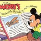 Mickey's Remarkable Reading Adventures by Ann Braybrooks