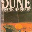 Dune by Frank Herbert (1977) Vintage paperbacks