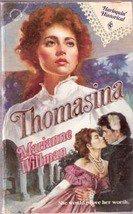 Tomasina by Marianne Willman (Harlequin Historicals)
