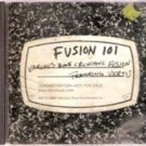 Fusion 101 - Various Bone Crunching Fusion Featuring Vertu (Music CD)