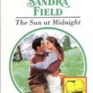 The Sun At Midnight by Sandra Field (Harlequin Romance paperback)