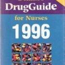 Delmar's Drug Guide for Nurses 1996 by George R Sprattio, Adrienne L Woods