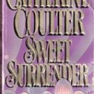 Sweet Surrender by Catherine Coulter, Paperback 1996
