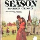 The Golden Season by Oriana Akinson (Paperback 1953)