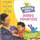 Mommy & Me baby's favorites ( Play-Along, Sing-Along) CD Misic