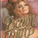 Dawn Wind by Christina Savage (Dell paperback)
