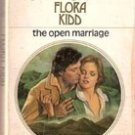 The Open Marriage by Flora Kidd (Harlequin Paperback)