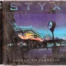 Return to Paradise (2cd Collection) by Styx 1997