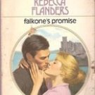Falkone's Promise by Rebecca Flanders (Harlequin Romance)