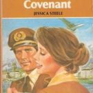 Turbulent Covenant by  Jessica Steele, Paperback 1980