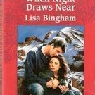 When Night Draws Near by Lisa Bingham (Harlequin Intrigue)