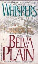 Whispers by Belva Plain (Paperback Novel)