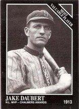 Jake Daubert, MVP Chalmer Award, Dodgers 1913 (Sporting News 1991)