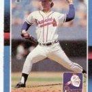 Zane Smith, Donruss 1988, Card No. 167,  Braves