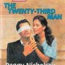 The Twenty Third Man by Peggy Nicholson
