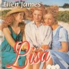 Lisa by Ellen James (Harlequin Romance )