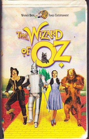 Wizard of Oz (VHS Movie)