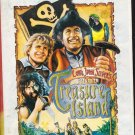 Long John Silver's Returns to Treasure Island (VHS Movie)