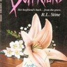 The Boyfriend by R L Stine (Paperback Horror Novel)