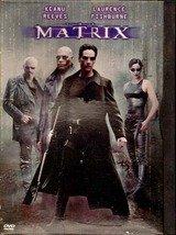 The Matrix (DVD Movie) Keanu Reeves, Laurence Fishburne
