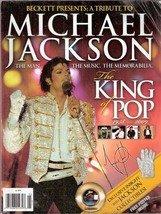 Beckett presents Michael Jackson, The King of Pop