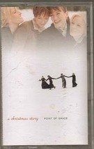 A Christmas Story by Points of Grace (Cassette)