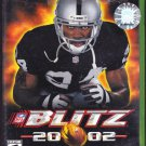 XBox NFL Blitz 2002 (Video Game) Mint