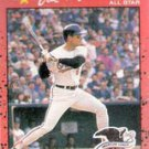 1990 Donruss Baseball Card No  676, Cal Ripkin (American League All Stars)