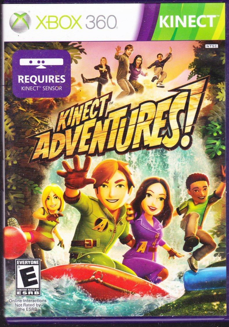Kinect Adventures ( XBox 360)