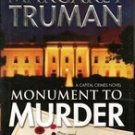 Monument to Murder (crime Novel) by Margaret Truman