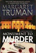 Monument to Murder (crime Novel) by Margaret Truman