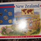 Coins of The World, New Zealand Coin Set
