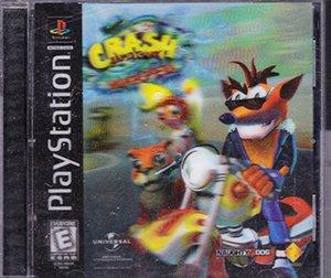 Crash Bandicoot Warped (Playstation) Vintage Games