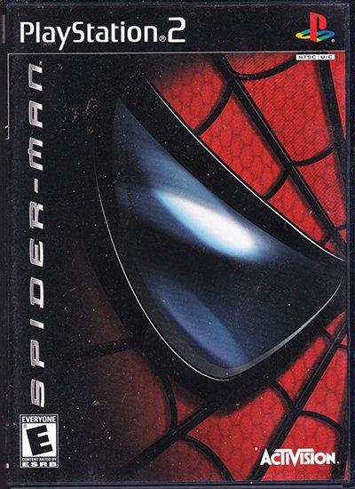 Spider-Man (Playstation ) video Game