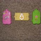 Polly Pocket Collectible Dolls, Set of Three by Mattel
