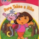 Dora the Explorer, Phonics reading Program, Dora takes a Hike, Book 10