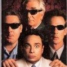 Corky Romano (VHS Movie) Chris Kattan, Peter Falk, Peter Burg 2001