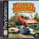 The Dukes of Hazzard: Racing For Home (Playstation Game)