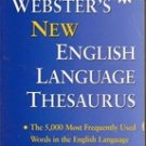 Webster's New English Language Thesaurus, 2004